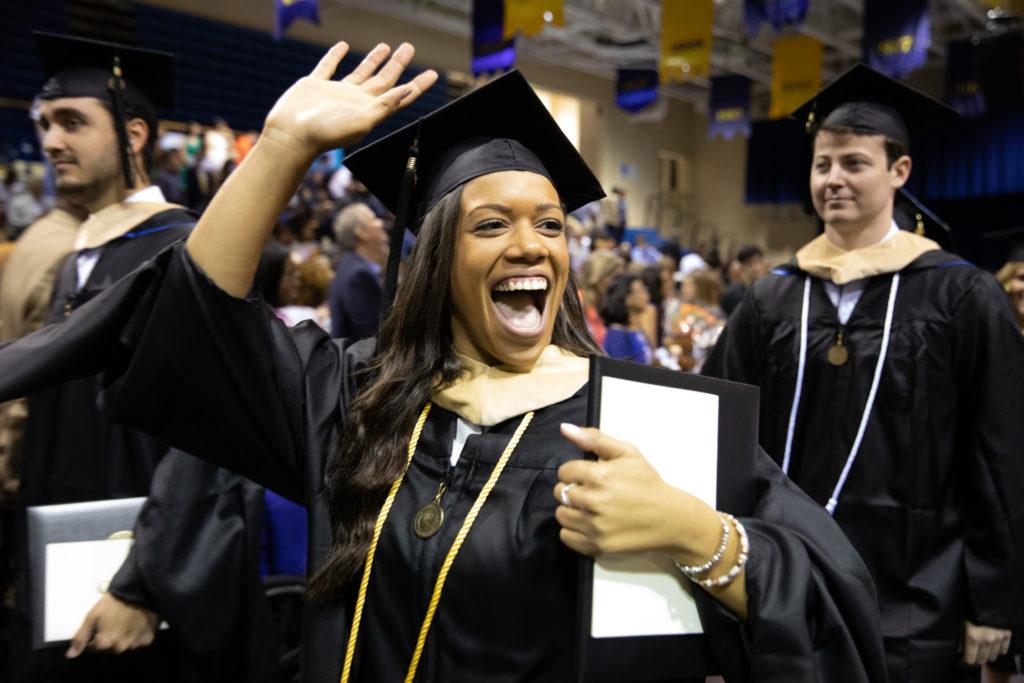 danielle golson graduation